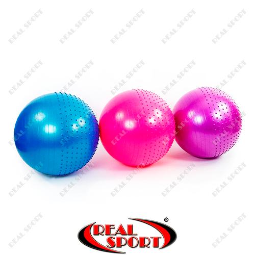 Мяч для фитнеса (фитбол) 65 см Zelart FI-4437-65