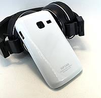 Чехол накладка SGP для Samsung S6102 Galaxy Y