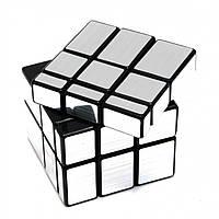 Головоломка Зеркальный куб серебристый
