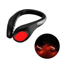 Светодиодный светильник для светодиодной подсветки YWLight Ночной предупредительный сигнал безопасности для обуви Красный