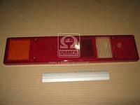 Стекло фонаря заднего ГАЗ 3302 (с белым узк. стеклом)  3302-3716000-18