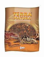 Terra Natura подстилка лесная кора для террариумов М, 4л Lolopets