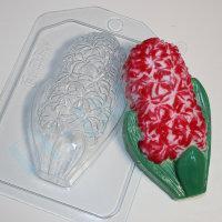 Пластиковая форма для мыла Гиацинт