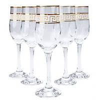 Набор бокалов для шампанского (195 мл / 6 шт) Art Kraft Versace 31-146-231