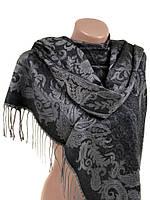 Красивый шарф палантин из кашемира