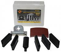 Набор шлифовальных насадок для реноватора (10шт), фото 1