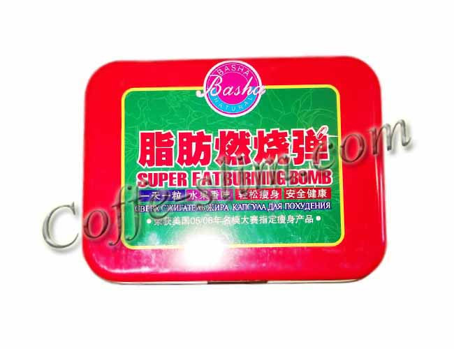 Китайские таблетки для похудения бомба 12