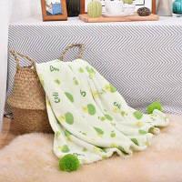 Взрослые одеяла для взрослых брокколи 120см x 150см