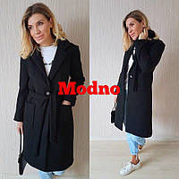 Женское пальто Салли черный