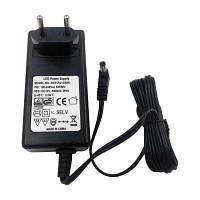 ЕС штепсель зарядное устройство адаптер питания трансформатор конвертер 3А Чёрный