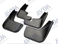 Брызговики на для CITROEN C-Elysee 2012 комплект 4 шт. Ситроен