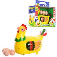 Музыкальная игрушка Курица-несушка 20215 несёт яйца
