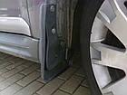 Брызговики на для MITSUBISHI Outlander XL 2007-2012 широкий порог комплект 4 шт. Митсубиси, фото 9