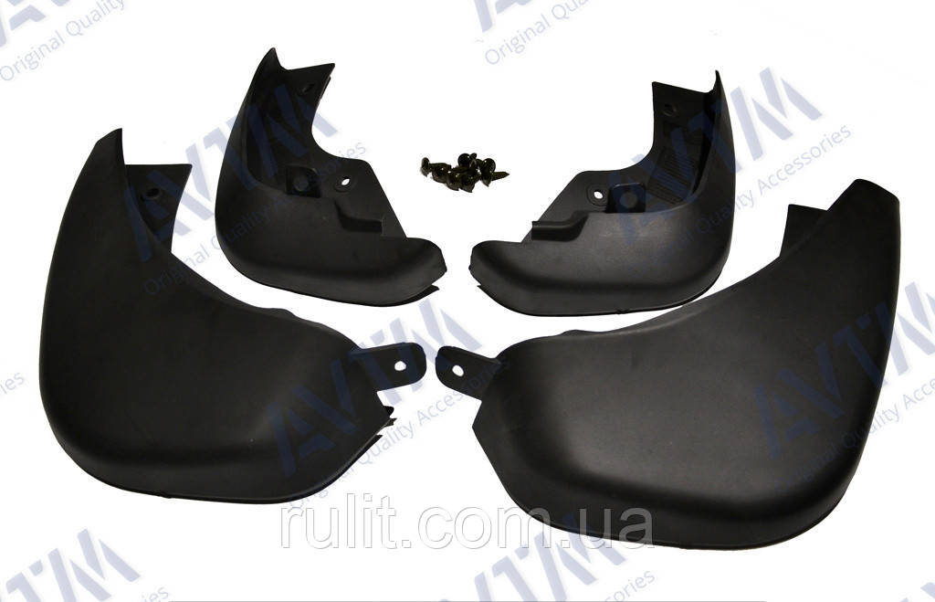 Бризковики для NISSAN Juke 2010-2014 комплект 4 шт Ніссан