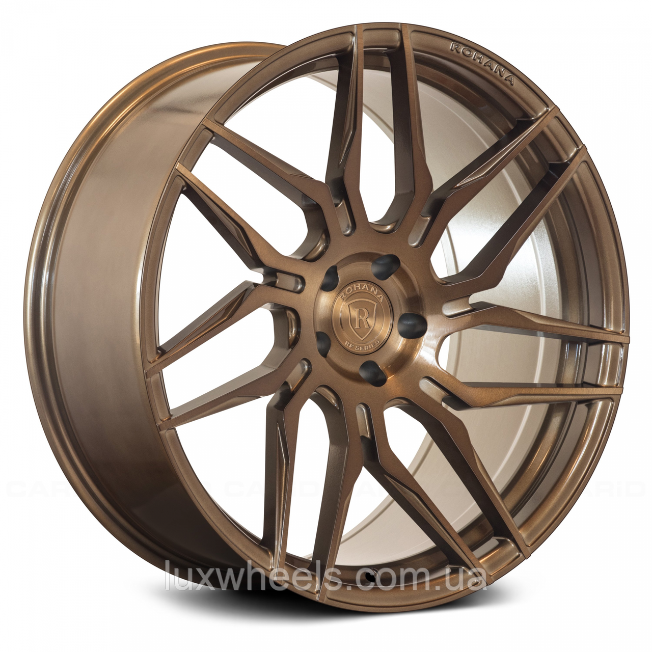 ROHANA RFX7 Brushed Bronze