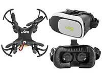 Квадрокоптер дрон UGO Zephir UDR-1000 + очки VR UGO, фото 1