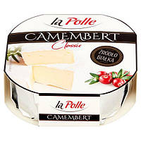 Сыр мягкий Camembert Natural Cheese La polle 58% 120 гр Польша