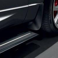 Брызговики на Range Rover Sport L494 (13-) / передние с электр подножками кт. 2 шт Рандж Ровер