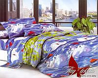 Комплект постельного белья XHY215 (TAG polycotton (evro)-435)