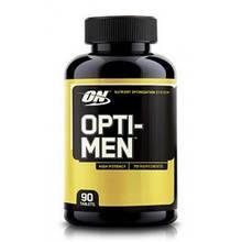 Лучшие витамины ON Opti - Men 90 т