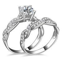 Кольца с бриллиантами 6