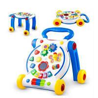 Baby многофункциональная музыка раннего образования ходок Цветной
