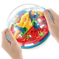 3D Magic Maze Ball 100 уровней Интеллект Ball Ball Ball Ball Логическая игра Логические дети Дети Обучающие развивающие игрушки или Цветной