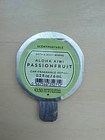 "Ароматизатор в машину Bath & Body Works  ""ALOHA KIWI PASSIONFRUIT"""