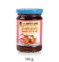 Shrimp paste in chili bean oil Креветочная паста в чили-бобовом соусе, 180гр