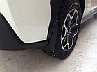 Брызговики на для Suzuki SX4 передние 2 шт Сузуки, фото 6