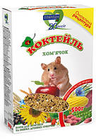 Корм «Коктейль Хомячок» для мелких декоративных грызунов Природа™, 500г