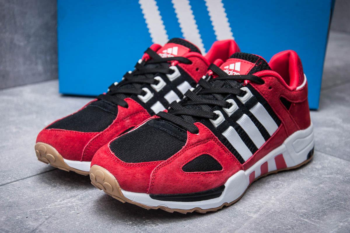 Кроссовки мужские Adidas EQT Support 93, красные (11657) размеры в наличии ►(нет на складе)
