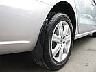 Бризковики для Volkswagen Polo V sd (10-) передні 2 шт Фольксваген VW, фото 4