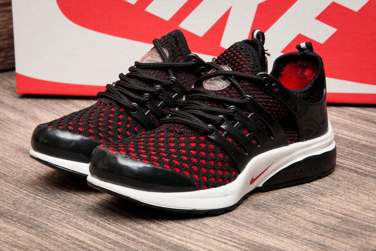 Кроссовки детские Nike Air Presto Flyknit Ultra, красные (2540-3),  [