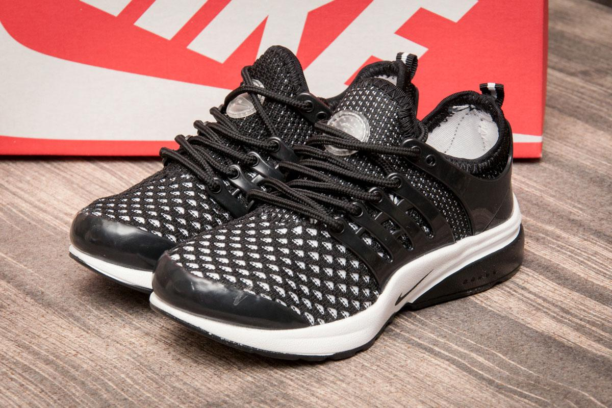 Кроссовки детские Nike Air Presto Flyknit Ultra, черные (2540-4),  [