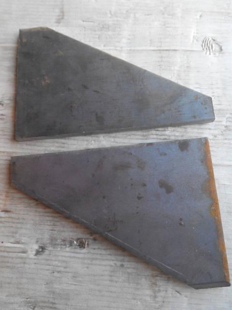 Косынки металлические 4