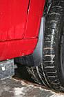 Бризковики для CITROEN C4 2011-> хб. 2 шт. передні, фото 2