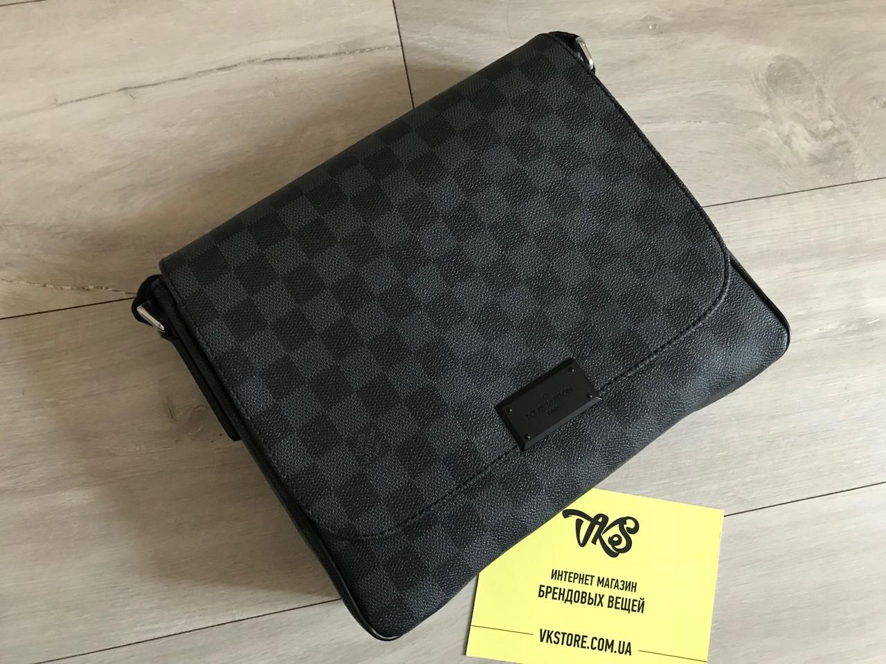 e2fdaf9aaa15 Мужская сумка Louis Vuitton District PM, цена 7 300 грн., купить в ...