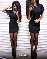 Платье (42-44, 44-46) —костюмка купить оптом и в розницу в одессе  7км
