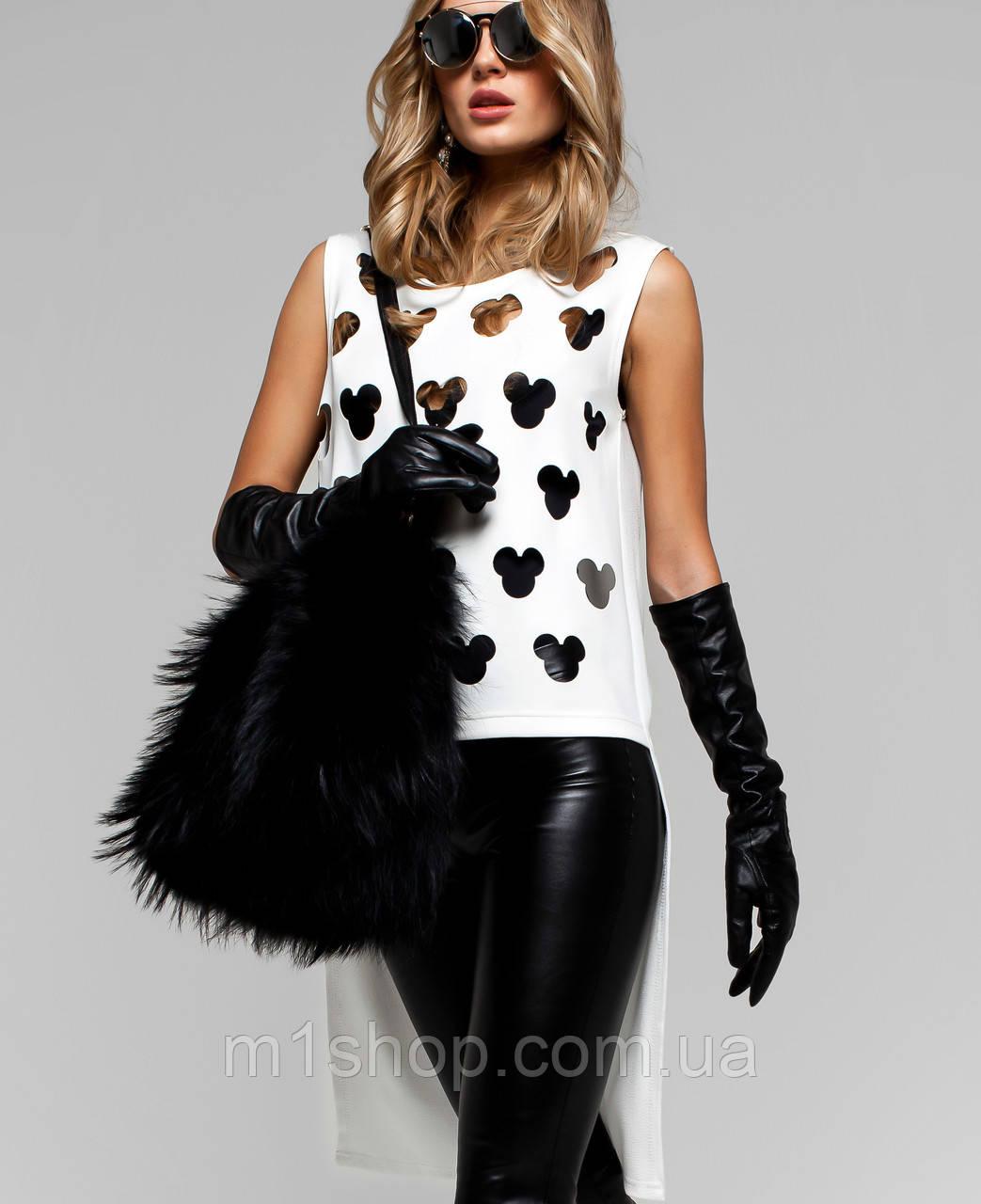 Женская туника-блузка (Микки jd)