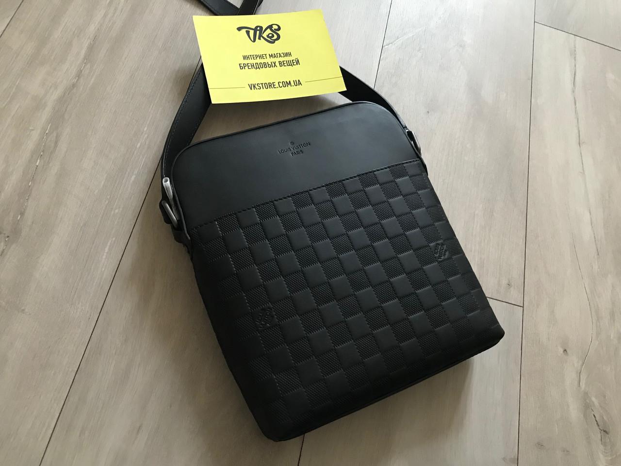 Мужская сумка Louis Vuitton District Pochette