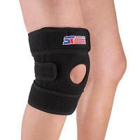 Shou Xin SX615 спортивный суппорт для коленного сустава Чёрный