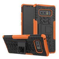 Ультразвуковой поглощающий жесткий чехол Ultra Protective Heavy Duty Case с клипсой для ремня для пояса Встроенный кикш для Samsung Galaxy Note 8