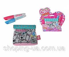 Кошелек-раскраска Кутюр Color Me Mine Simba 6374181