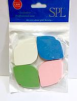 Губки для макияжа, 4 шт SPL 96449, фото 1