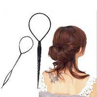Набор знаменитых Topsy Tail петля - стайлер для волос