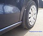 Брызговики на для Volkswagen Polo 2015-> сед. 2 шт. задние VW, фото 2