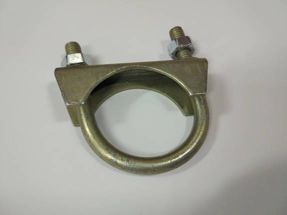 Хомут глушителя 45 2101, ВОЛГА, фото 2