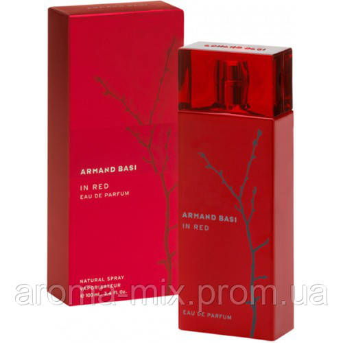Armand Basi in Red Eau De Parfum - женский парфюм