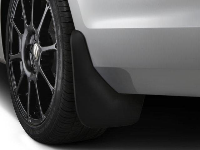 Брызговики на для Volkswagen Jetta (15-) задние кт. 2 шт Фольксваген VW